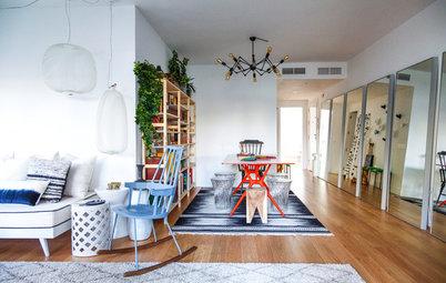 Reformas fáciles: Haz que tu casa pegue un gran cambio