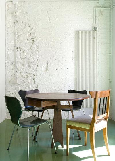 Contemporáneo Comedor by manrique planas arquitectes