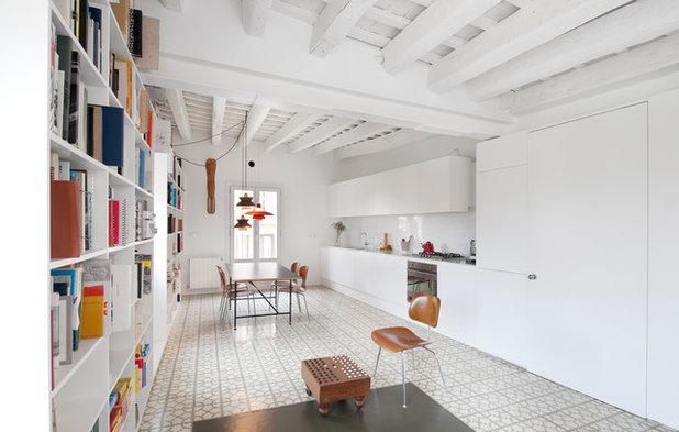 Mediterráneo Comedor by manrique planas arquitectes