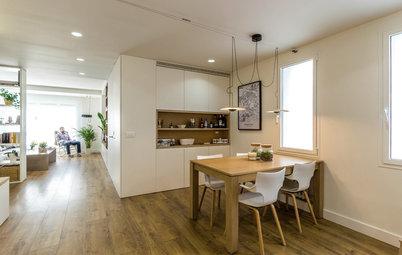 Antes y después: El cambio radical de la casa de un arquitecto