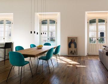 Rehabilitación piso en Sevilla, España