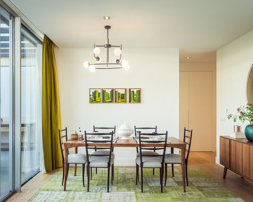 Moderno Comedor Retro Motivo - Ideas de Diseño de Interiores ...