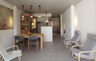 Casas Houzz: Una vivienda entre medianeras de solo 4 metros de ancho
