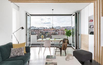 5 trucos para vivir feliz y a gusto en un piso de 60 a 70 m²