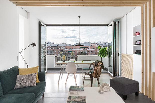 Contemporáneo Comedor by La Reina Obrera - Arquitectura e Interiorismo