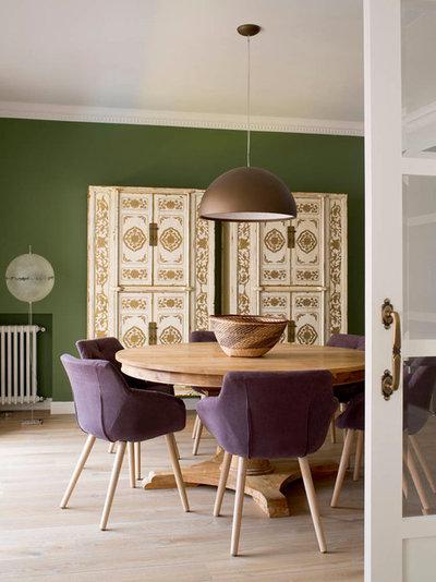 Mediterranean Dining Room by MERITXELL RIBÉ - THE ROOM STUDIO