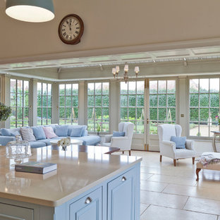 A Living Room Conservatory