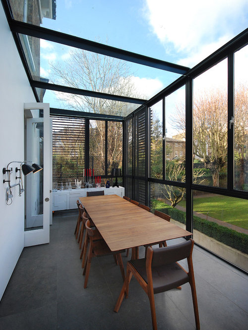 Contemporary Sunroom Design Ideas Remodels Amp Photos Houzz