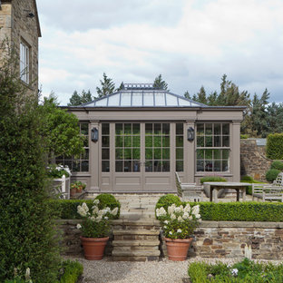 Beautiful Orangery on a Yorkshire hunting lodge