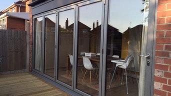 Bifold doors in Wilford, Nottinghamshire