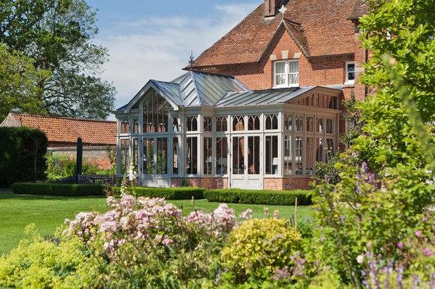 Викторианский Застекленная терраса by Vale Garden Houses