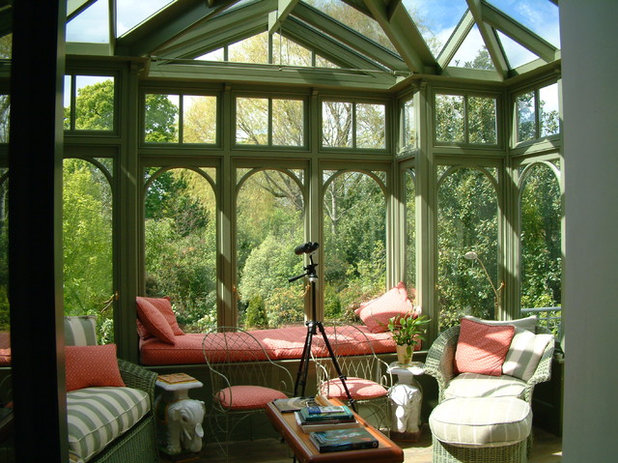 Traditional Sunroom by Hampton Conservatories Ltd
