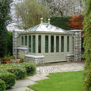 Inspiration for a classic conservatory in London.