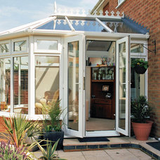 Traditional Sunroom by Britannia Windows