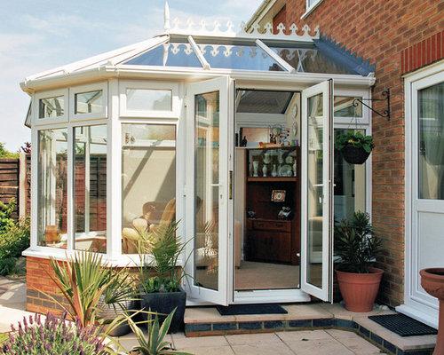 Small sunroom home design ideas renovations photos for Solarium home