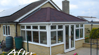 Conservatory Tiled Roof Conversion