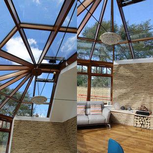 Contemporary Extension for Atlanta Nursing Home, Bray, Co. Wicklow, Ireland.