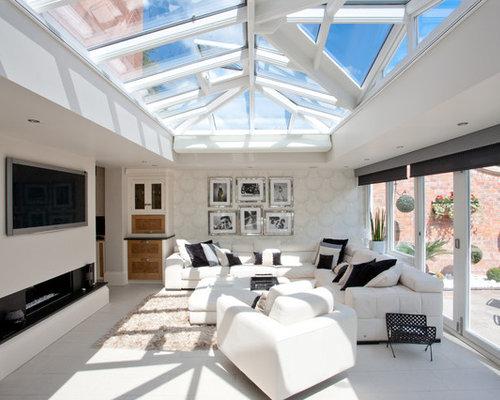 Contemporary Sunroom Design Ideas, Remodels & Photos | Houzz