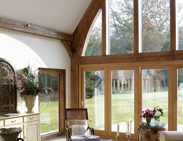 Crafting A Timber Frame Home | Surrey