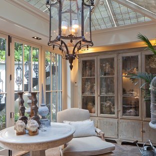 Dual Level Orangery and Rooflights Transform a London Townhouse