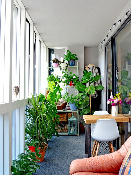 Eclectic Sunroom Boise SaveEmail