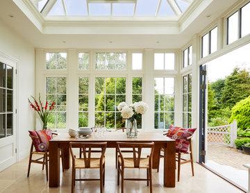 Edwardian Family Home Orangery