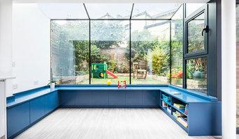 Frameless Glass Conservatory