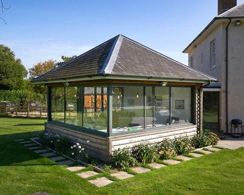 Contemporary Conservatory Design Ideas Renovations Amp Photos