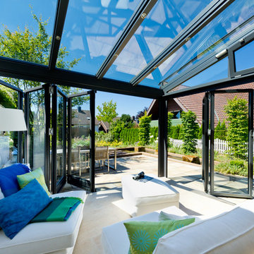 Glass Houses and Wintergardens