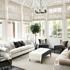 Contemporary Sunroom by FiSHER iD