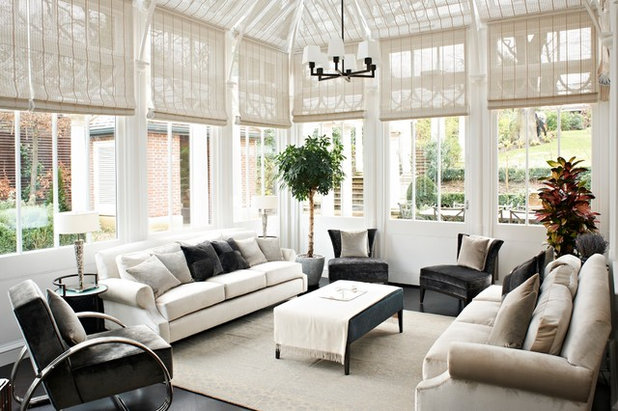 Contemporary Conservatory by FiSHER iD