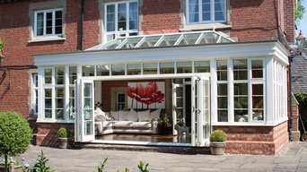 Hardwood Orangery in Staffordshire
