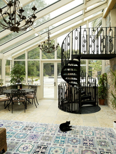 Country Conservatory by CCD Architects