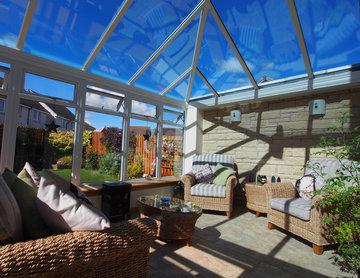 Leuchars Edwardian Conservatory