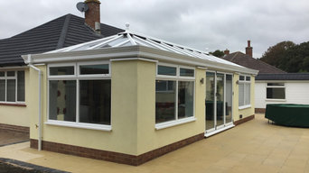 Life style orangery extension