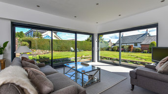 Luxury Aluminium Bifold Doors
