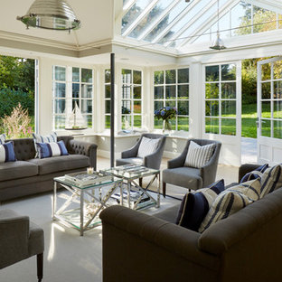New England Style Garden Room Extension