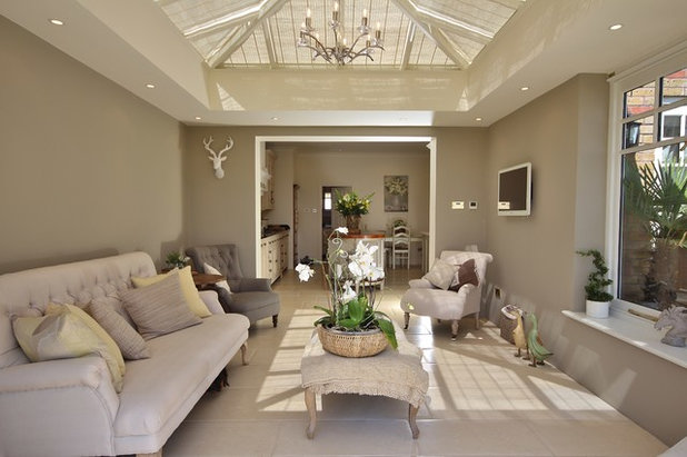 Traditional Conservatory by Hampton Conservatories Ltd