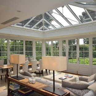 Photo of a traditional conservatory in Other.