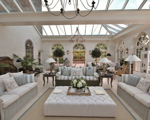 Orangery houzz for Orangery interior design ideas