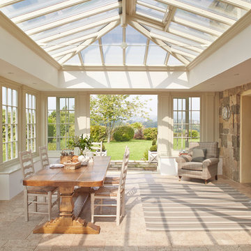 Orangery in the Countryside