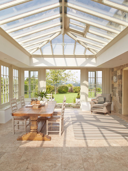 Best farmhouse sunroom design ideas remodel pictures houzz for Farmhouse sunroom ideas