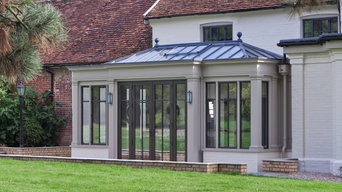 Orangery with Bronze Casements