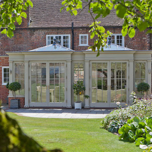 Orangery with Gothic Detailing