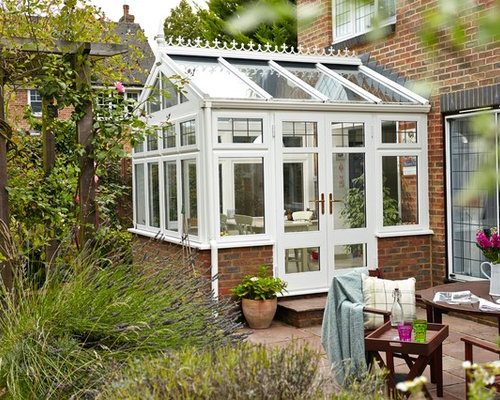 Green Conservatory Design Ideas Renovations Photos