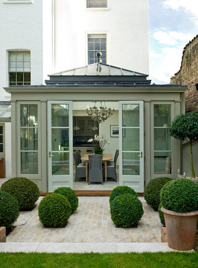 Traditional Conservatory by Sims Hilditch