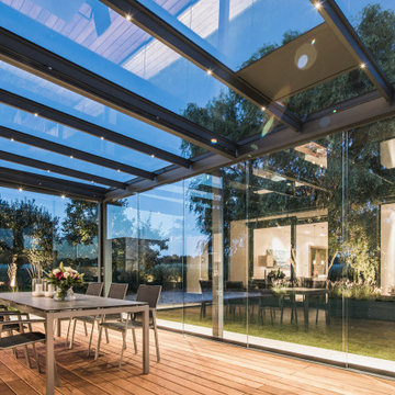 Solarlux Glass House /Glass Canopy