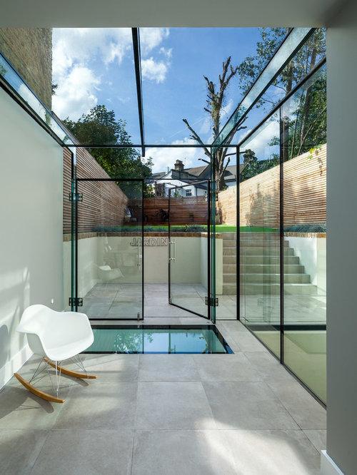 V randas et verri res modernes photos et id es d co de v randas et verri res - Photos de verandas modernes ...