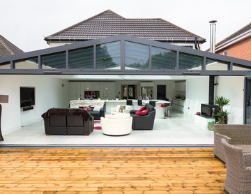 Stunning Home Extension - Exterior
