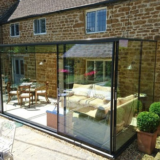 Stunning Manor House Glass Extension